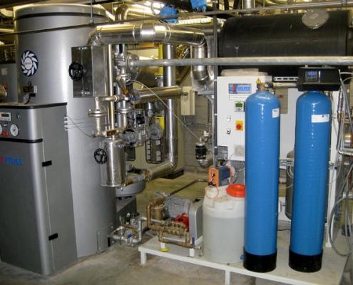 industriële waterbehandeling